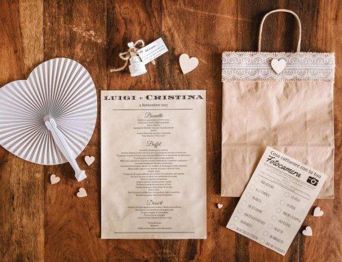 Cosa mettere nella Wedding Bag? 6 oggetti che non possono mancare